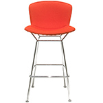 bertoia stool upholstered  -