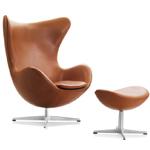 egg chair & ottoman  -