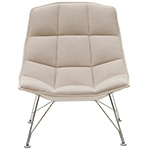 jehs+laub wire lounge chair  -