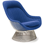 platner easy chair  -
