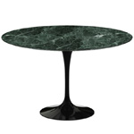 saarinen dining table verdi alpi green marble  -