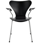 series 7 arm chair color  -