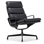 eames® soft pad group lounge chair  -