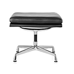 eames® soft pad group ottoman  -
