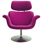 tulip lounge chair  -