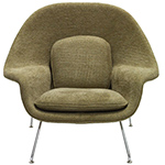 womb lounge chair  -