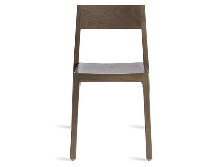 timber stackable dining chair