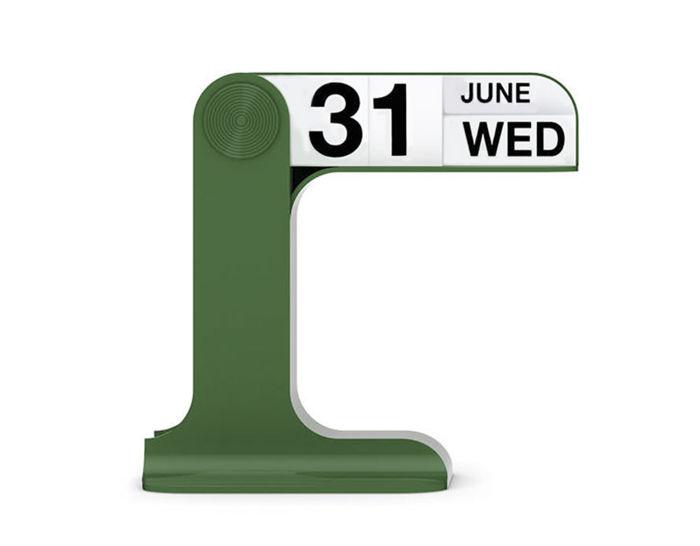 timor perpetual desk calendar