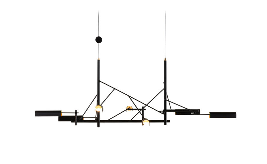 tinkering suspension light