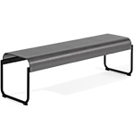toboggan bench  - Knoll