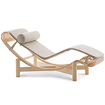 tokyo chaise lounge - Charlotte Perriand - cassina