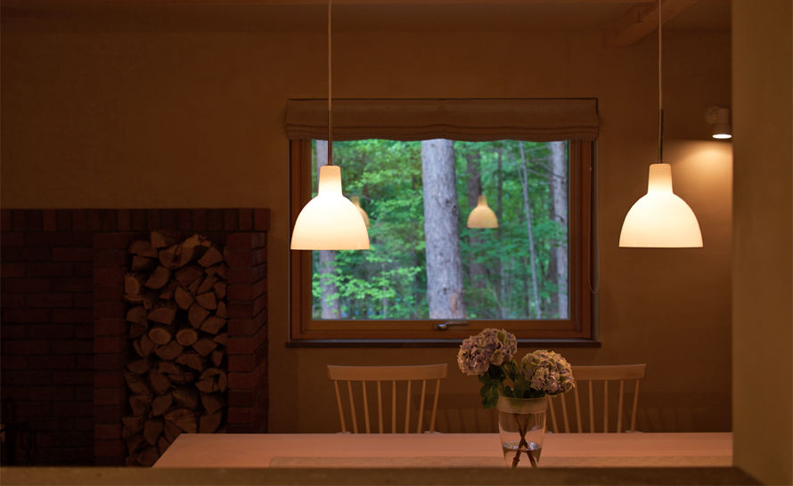 Toldbod Glass Pendant Lamp Hivemodern Com
