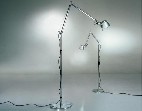 Tolomeo Floor Lamp: overview; manufacturer; media; reviews,Lighting