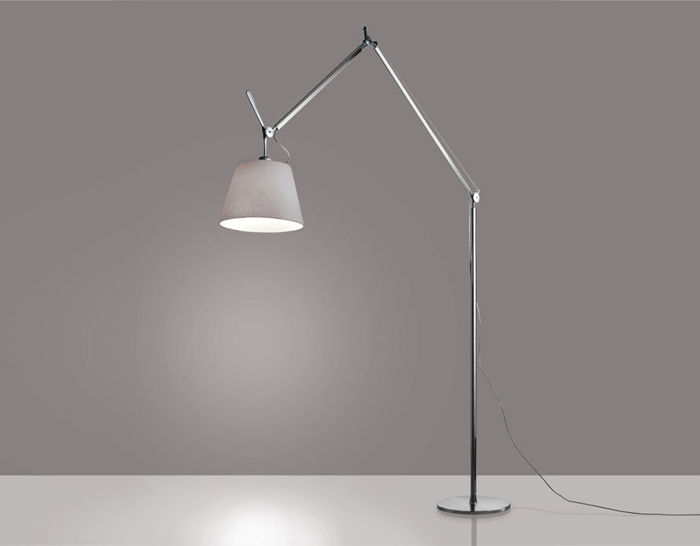 Overview Manufacturer Media Reviews. Overview Manufacturer Media Reviews. Tolomeo  Mega Floor Lamp ...