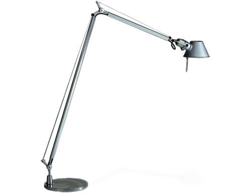 Tolomeo reading floor lamp hivemodern tolomeo reading floor lamp aloadofball Image collections