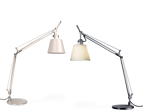 Tolomeo Table Lamp With Shade Hivemodern Com