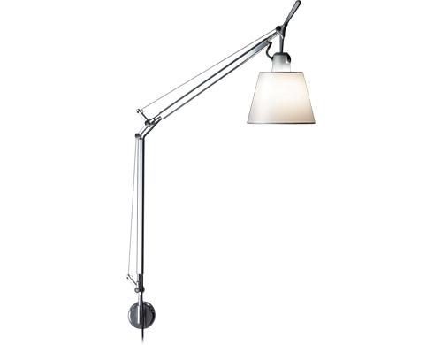 Tolomeo Wall Lamp With Shade Hivemodern Com