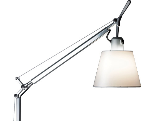 Tolomeo Wall Mount Lamp Parchment Shade : Tolomeo Wall Lamp With Shade - hivemodern.com
