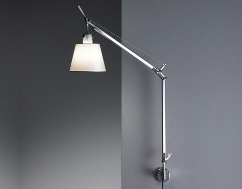 Tolomeo Wall Lamp With Shade
