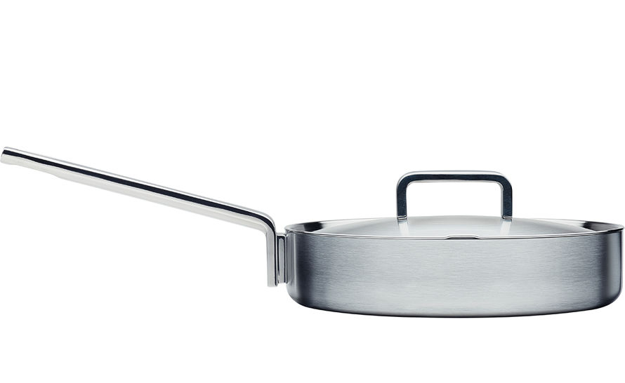tools saute pan with lid
