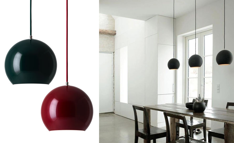 topan vp6 pendant lamp. Black Bedroom Furniture Sets. Home Design Ideas