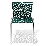 richard schultz topiary® cafe stacking chair  -