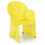 schultz topiary dining chair - Richard Schultz - Knoll