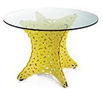 schultz topiary dining table - Richard Schultz - Knoll
