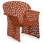 schultz topiary lounge chair - Richard Schultz - Knoll