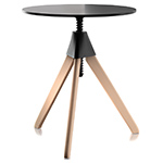 magis topsy height adjustable table  -