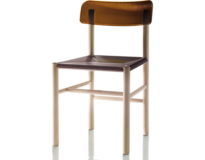 magis trattoria sedia chair two pack