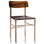 magis trattoria sedia chair two pack  -