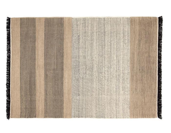 tres stripes rug