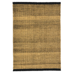 tres texture gold rug  -