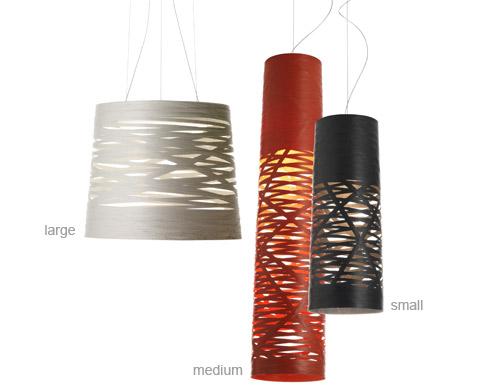 tress suspension lamps
