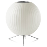 nelson ball tripod bubble lamp - George Nelson - Herman Miller