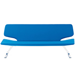 tt3 low back sofa - Alfredo Haberli - Alias