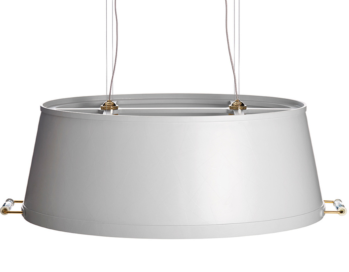 tub suspension lamp