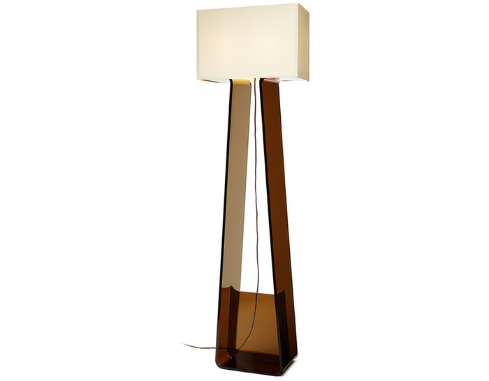tube top 60 floor lamp