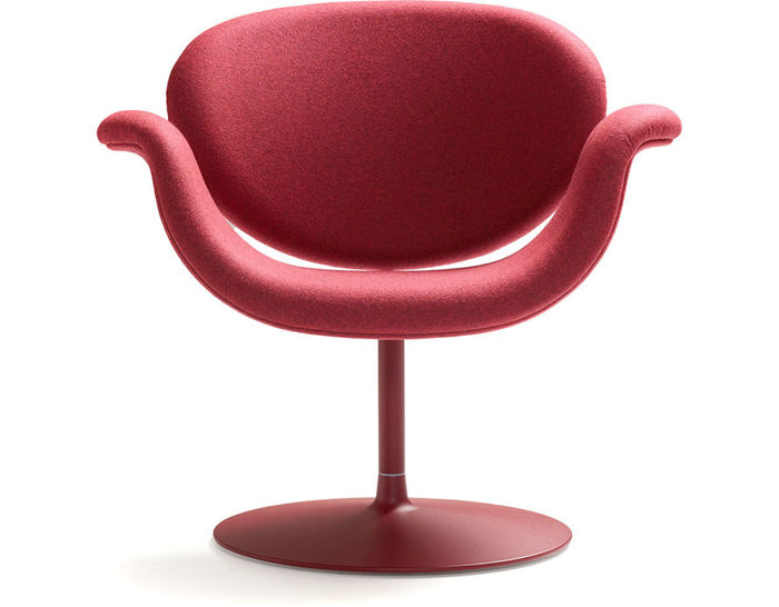 tulip midi chair with disk base