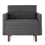tuxedo classic club chair  - Herman Miller