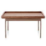 tuxedo rectangular table  - Herman Miller