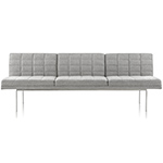 tuxedo sofa without arms  -