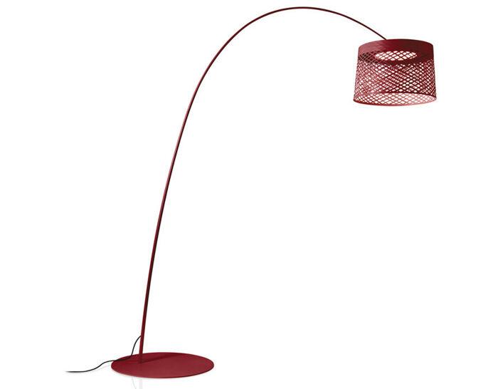 twiggy grid floor lamp