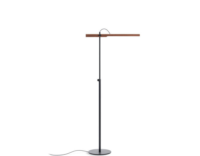 type a task floor lamp