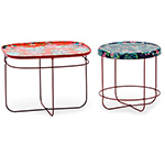 ukiyo side tables  - Moroso