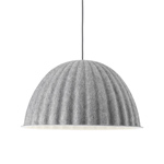 under the bell pendant lamp  -