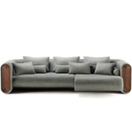 union corner unit sofa 280  -