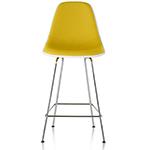 eames® upholstered stool  -