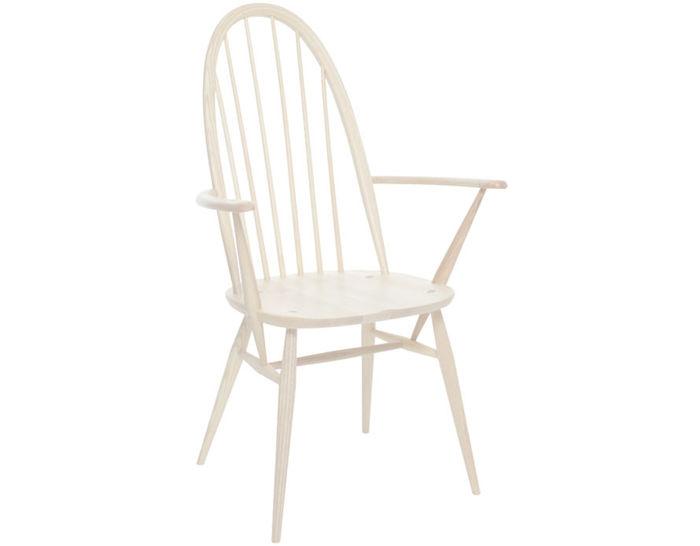 utility high back armchair